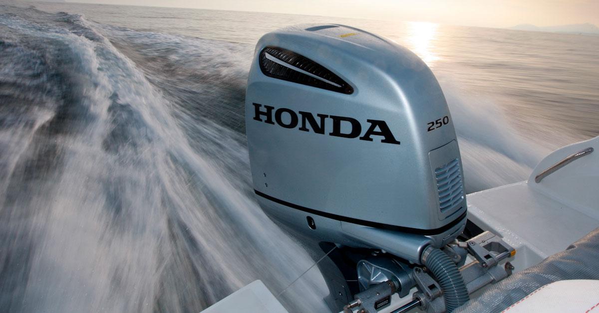 Honda Marine Lake Champlain