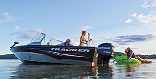 Tracker Boats Lake Champlain